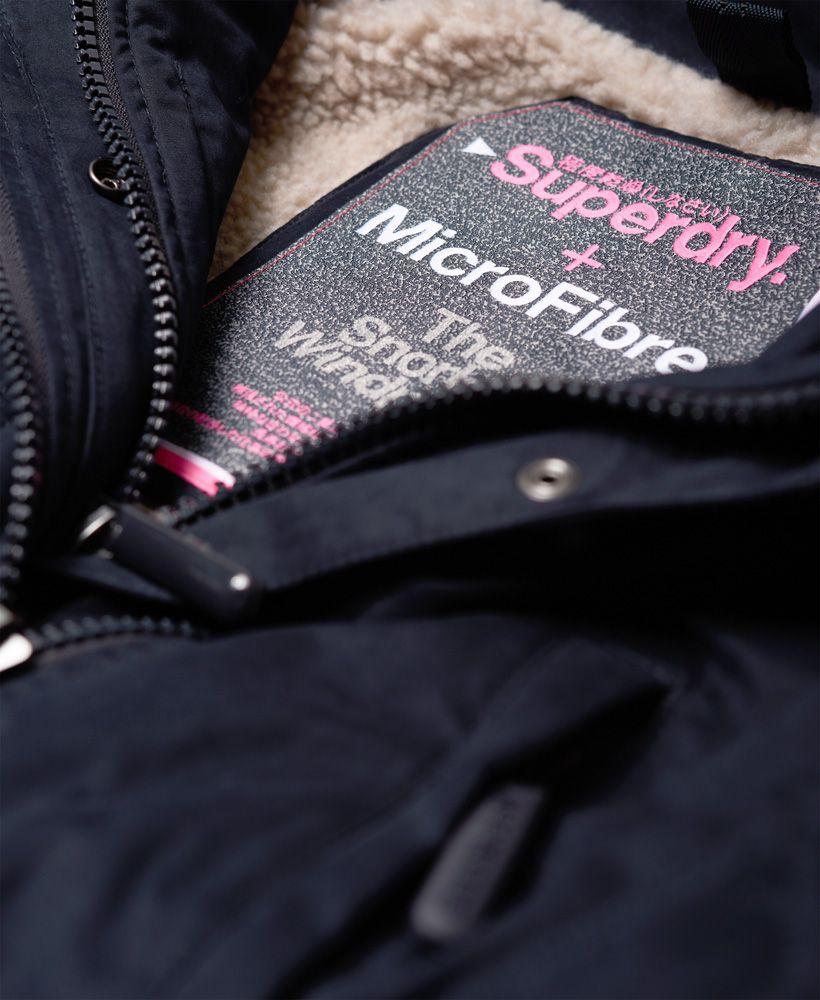 Superdry Boxy Snorkle Hooded SD-Windparka Jacket