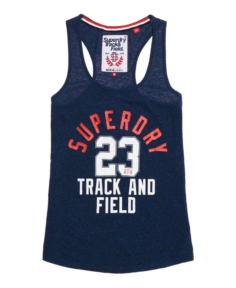 Superdry Track & Field Vest Top