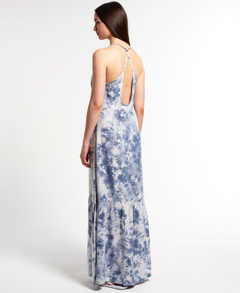 Superdry Seeker Tie Dye Maxi Dress
