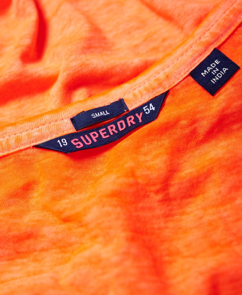 Superdry Burnout Vee T-Shirt
