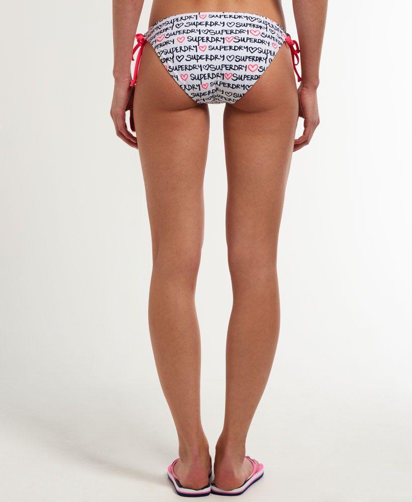 Superdry Super Up Bikini Bottoms