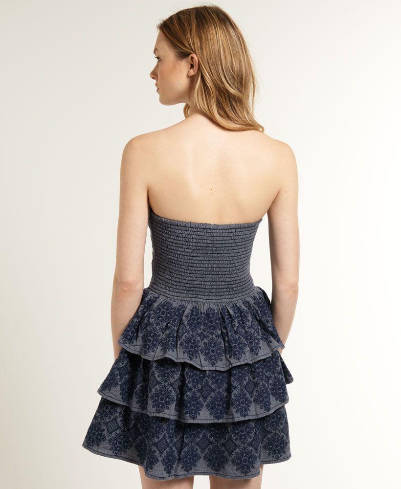 Superdry 50s Folklore Dress