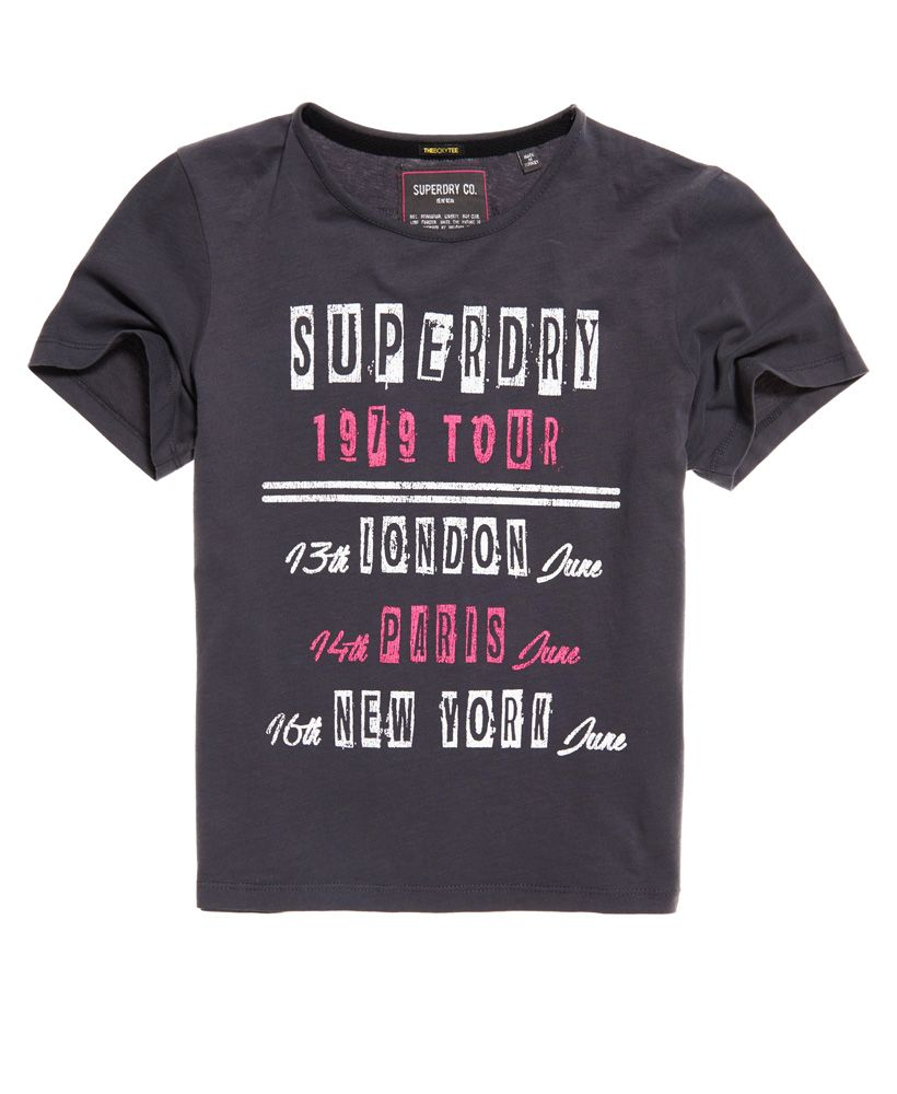 Superdry Tour Boxy T-Shirt
