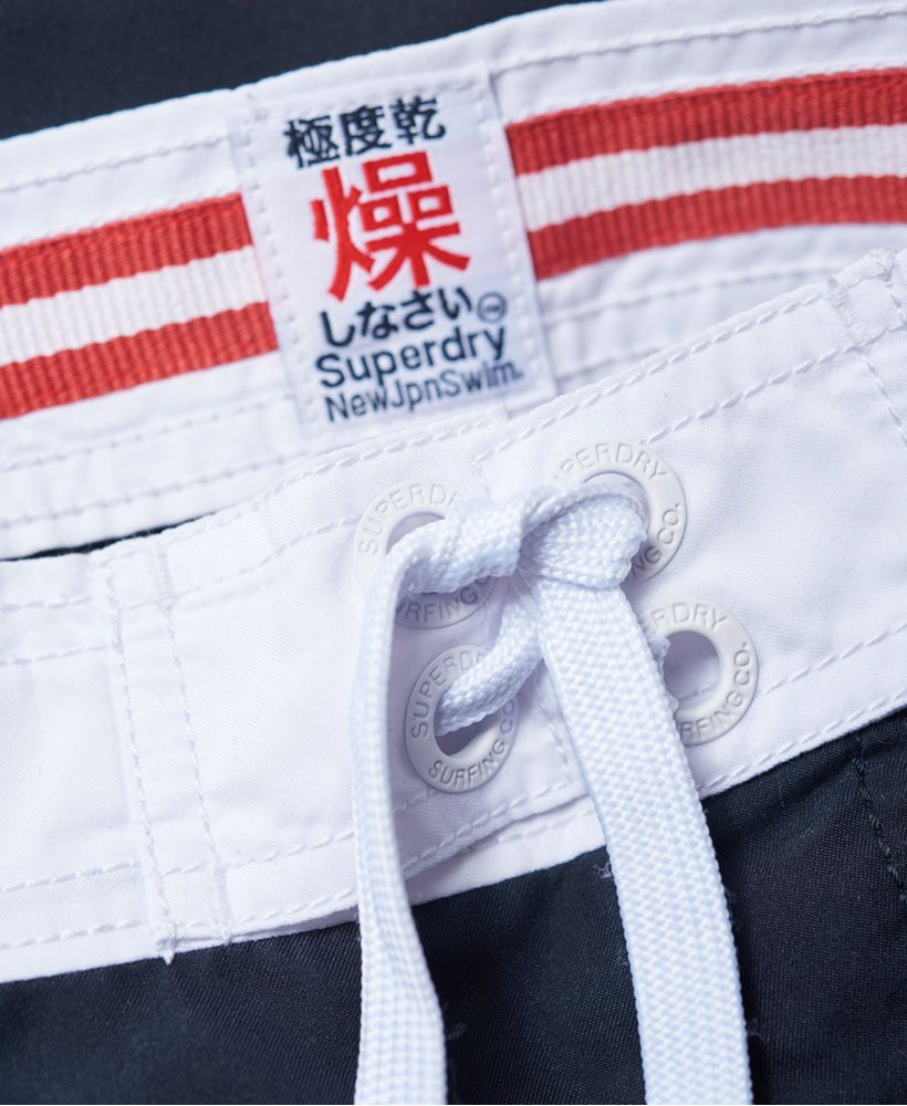 Superdry Trio Colour Swim Shorts