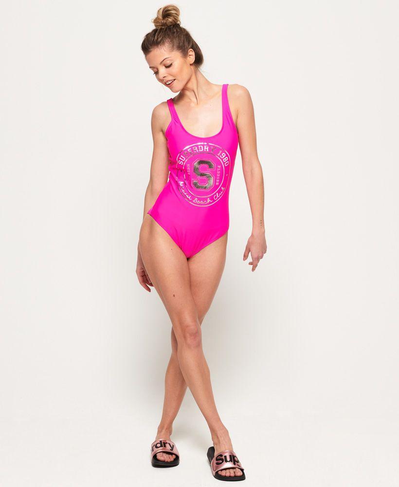 Superdry Miami Beach Club Swimsuit