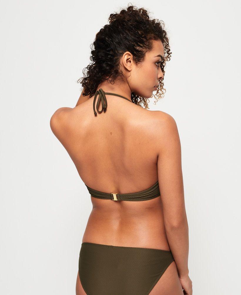 Superdry Sophia Textured Cup Bikini Top