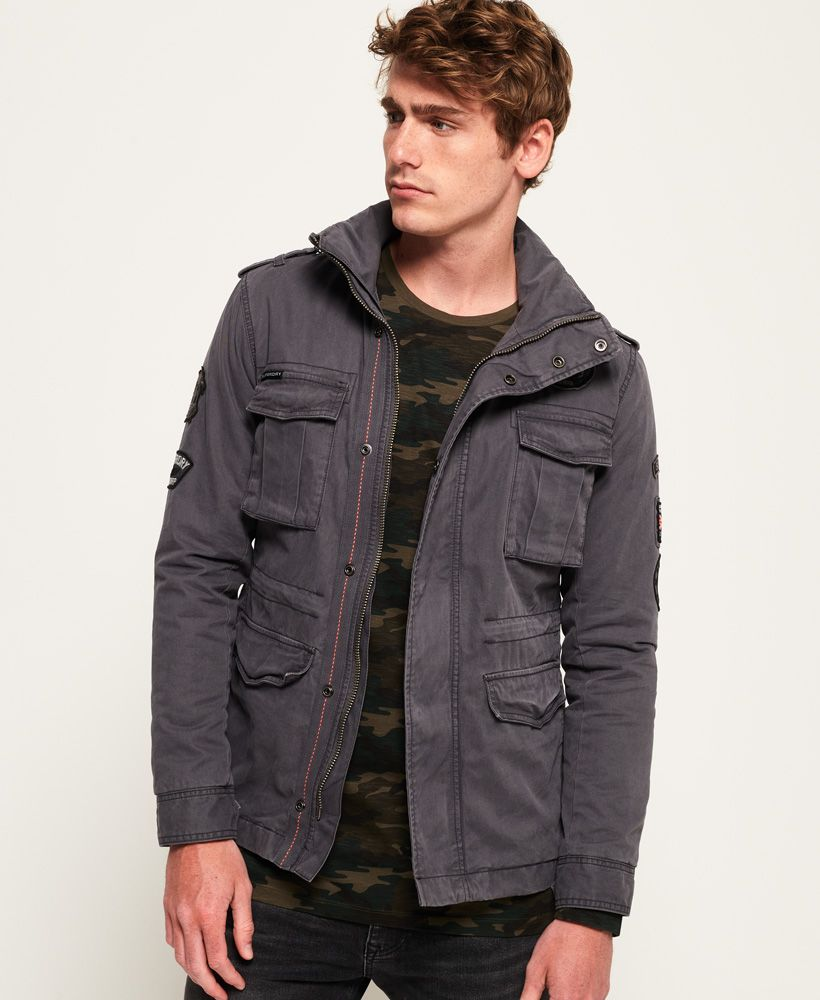 Superdry Hero Rookie Military Jacket