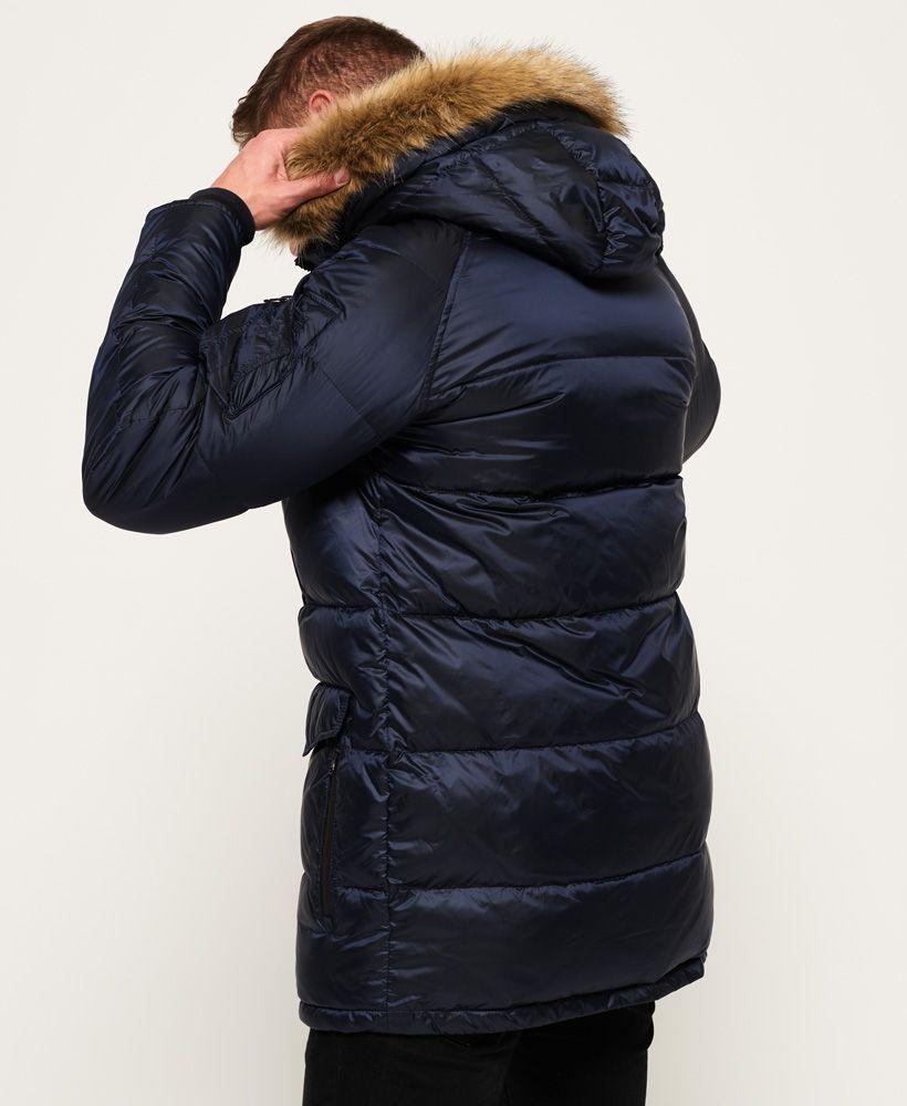 Superdry Down Parka Jacket