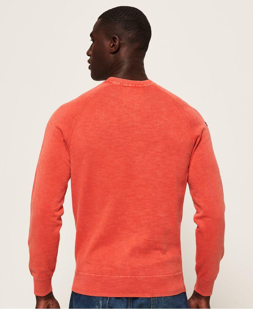 Superdry Garment Dye L.A. Crew Jumper