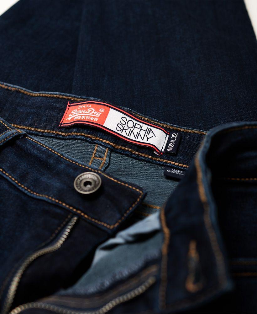 Superdry Sophia High Waist Skinny Jeans