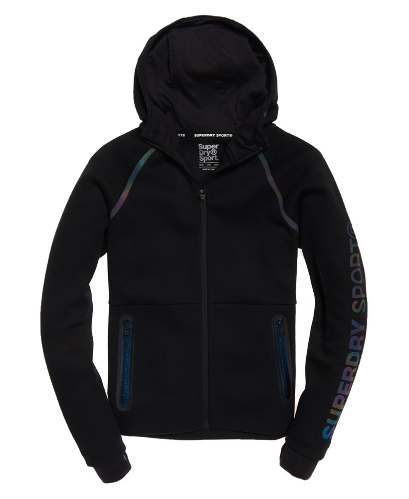 Superdry Performance Zip Hoodie