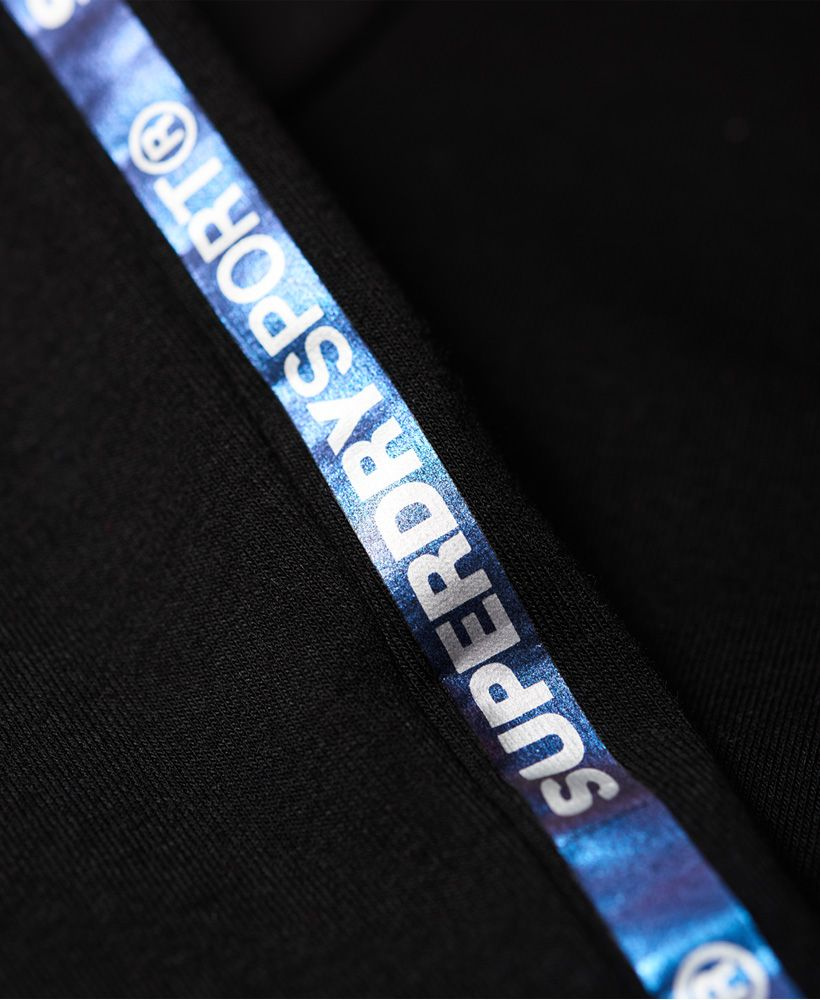 Superdry Core Gym Tech Panel Joggers