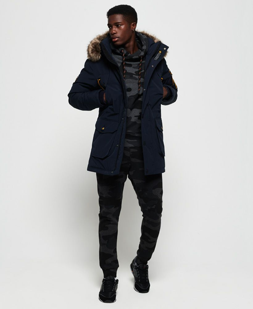 Superdry Premium Ultimate Down Parka Jacket