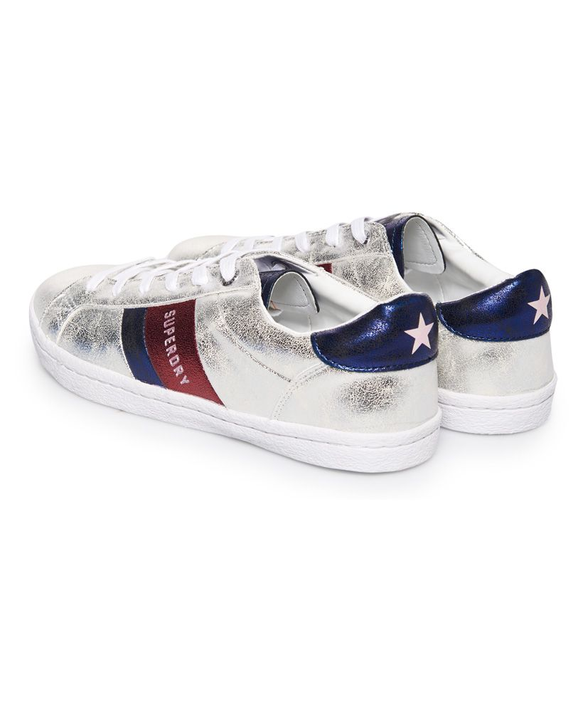 Superdry Priya Sleek Low Pro Trainers