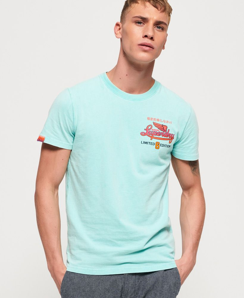 Superdry Limited Icarus Hyper Classics T-Shirt