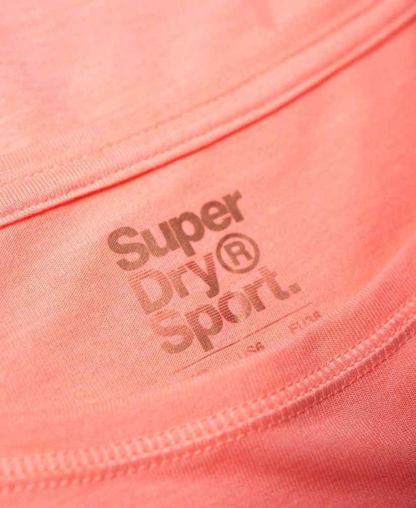 Superdry Active Studio Luxe Long Sleeve Top
