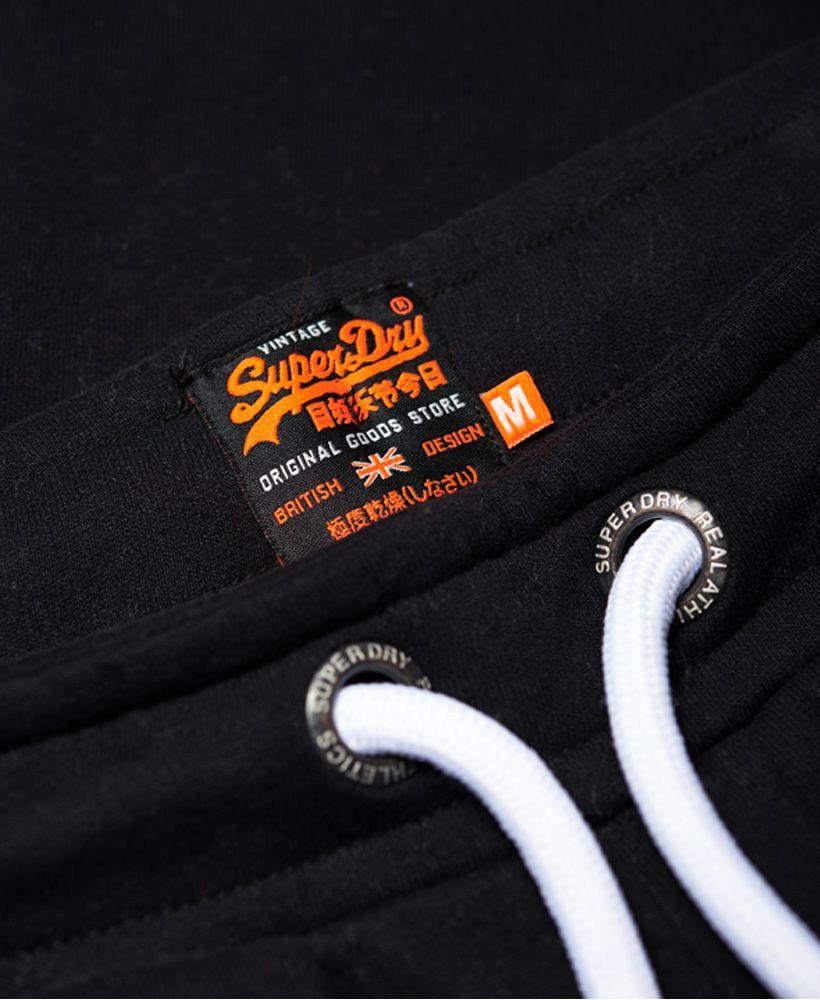 Superdry Vintage Logo Camo Joggers