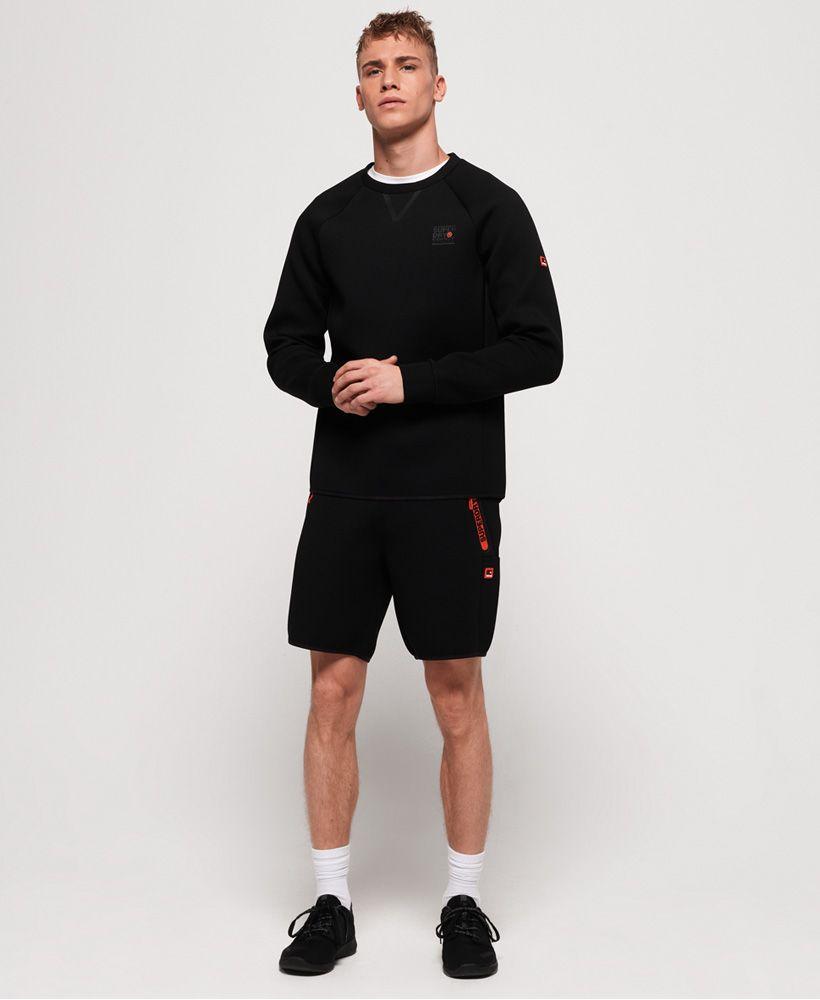 Superdry Gym Tech Stretch Crew Neck Sweatshirt