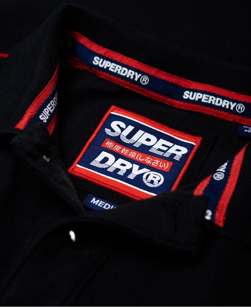 Superdry Retro Sports Applique Polo Shirt
