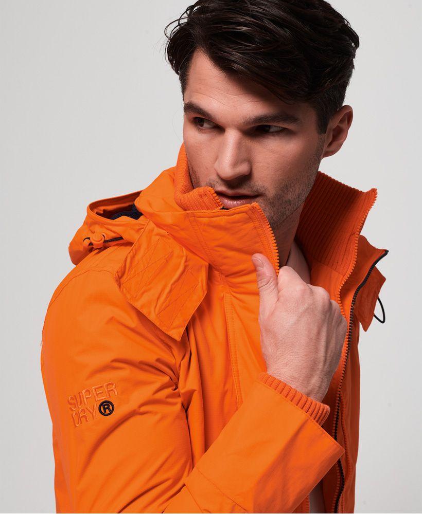 Superdry Hooded Technical Pop Zip SD-Windcheater Jacket