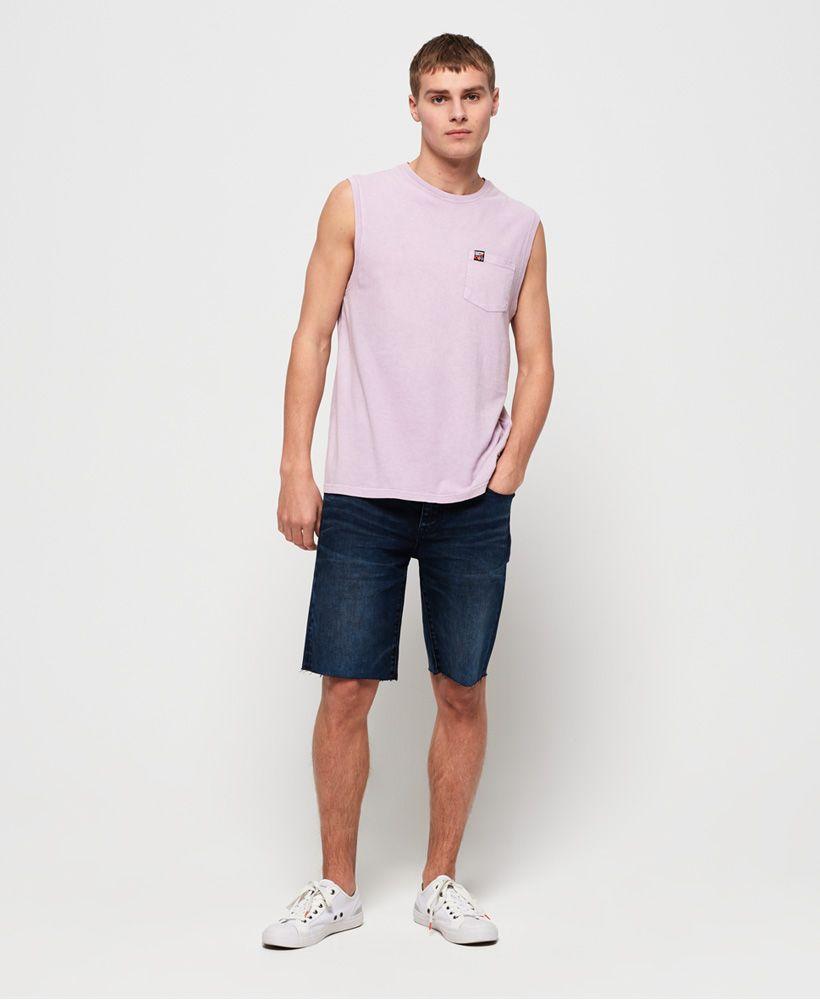 Superdry Surplus Goods Pocket Oversized Vest Top