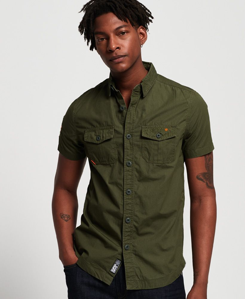 Superdry Short Sleeve Rookie Parachute Lite Shirt