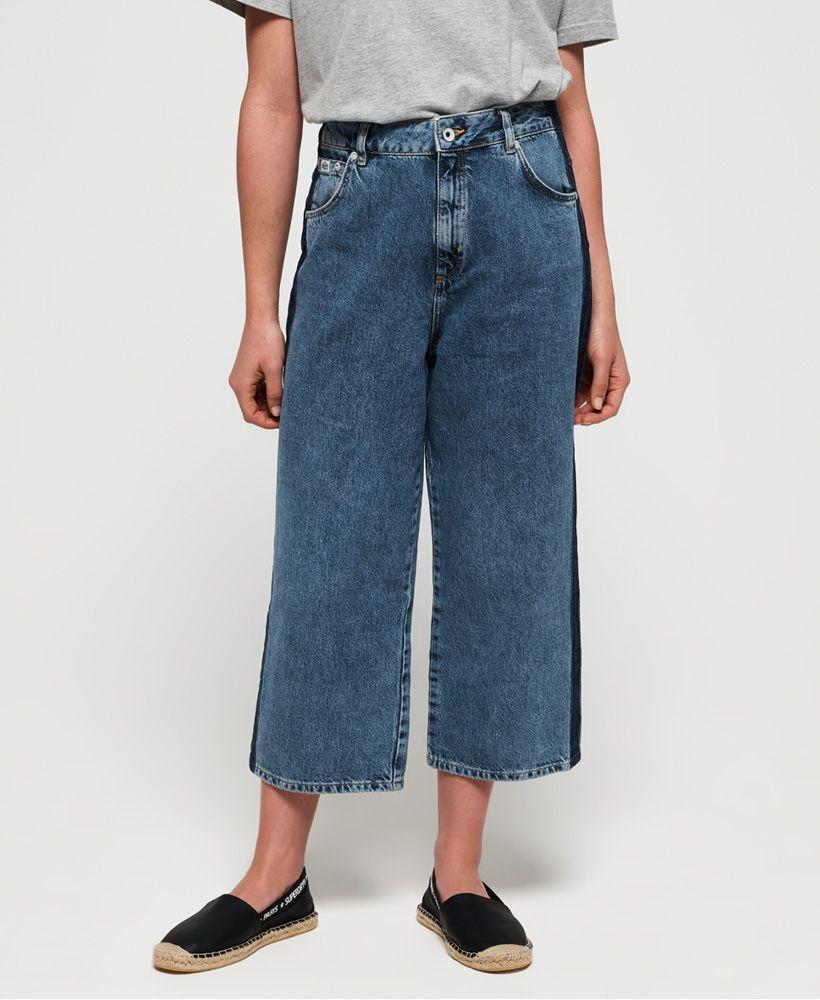 Superdry Phoebe Wide Leg Jeans