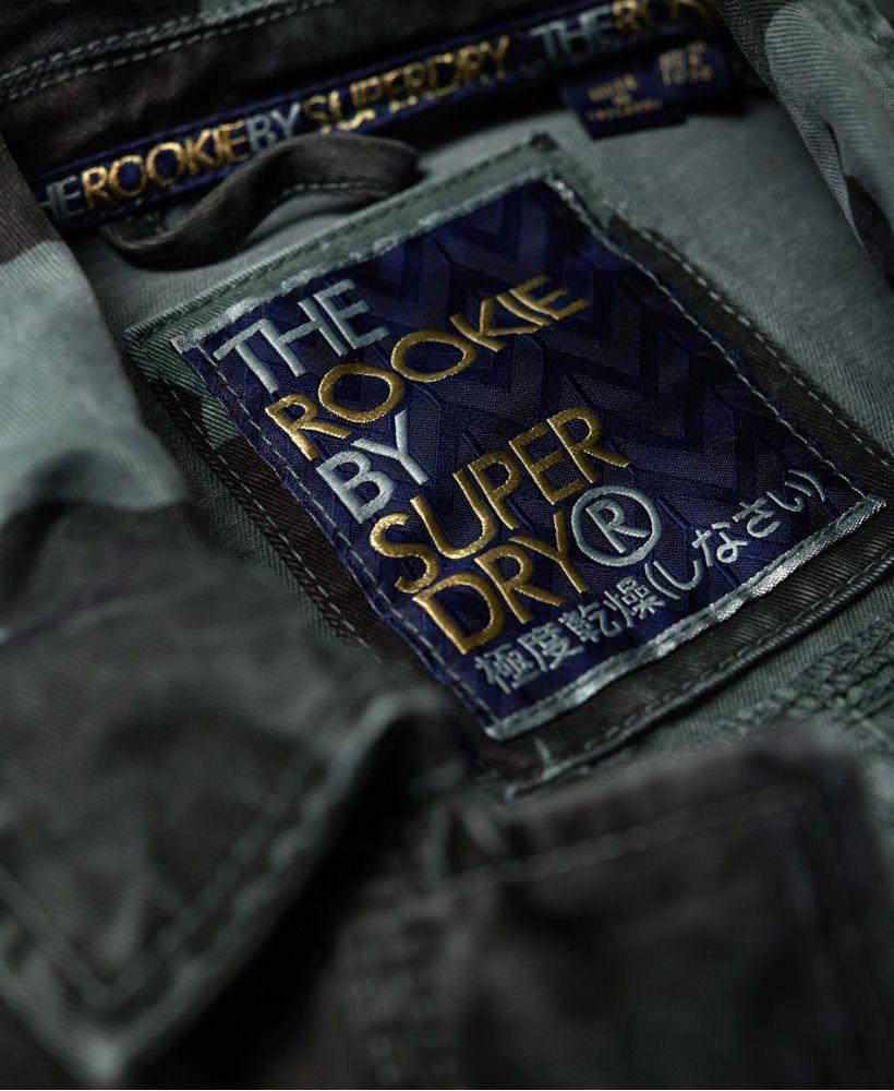 Superdry Riley Cropped Rookie Jacket