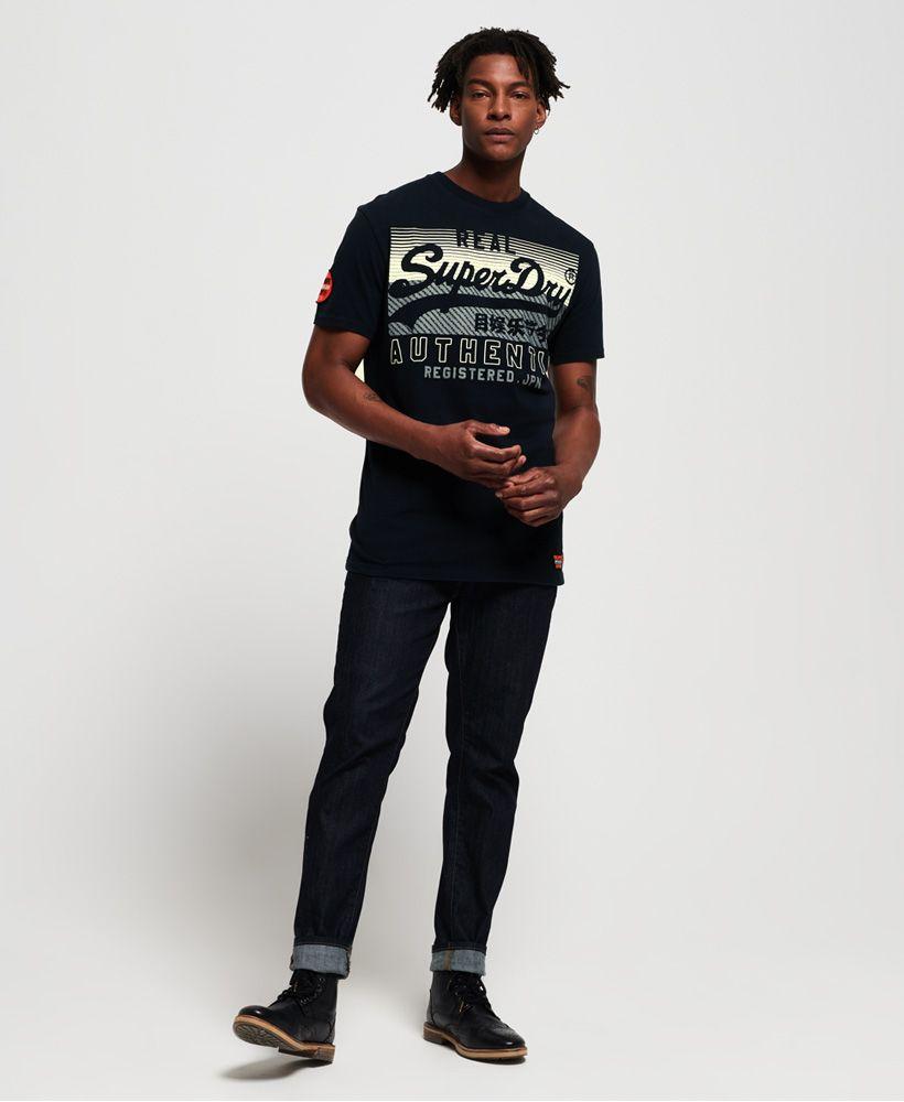 Superdry Vintage Logo Reactive Classic Box Fit T-Shirt