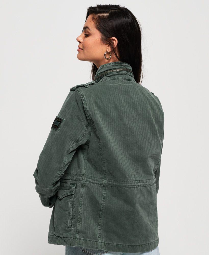 Superdry Kiona Rookie Pocket Jacket