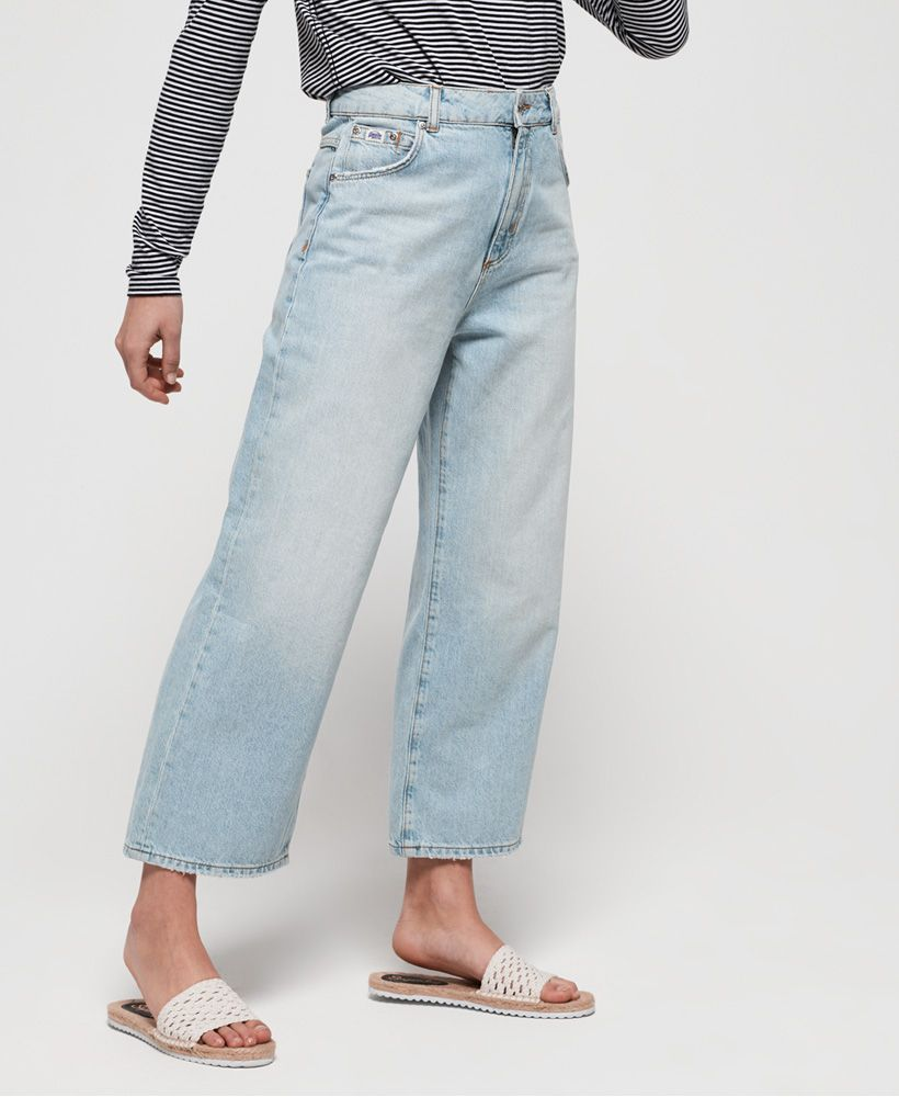 Superdry Phoebe Wide Leg Jeans