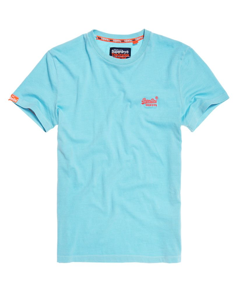 Superdry Orange Label Neon T-Shirt