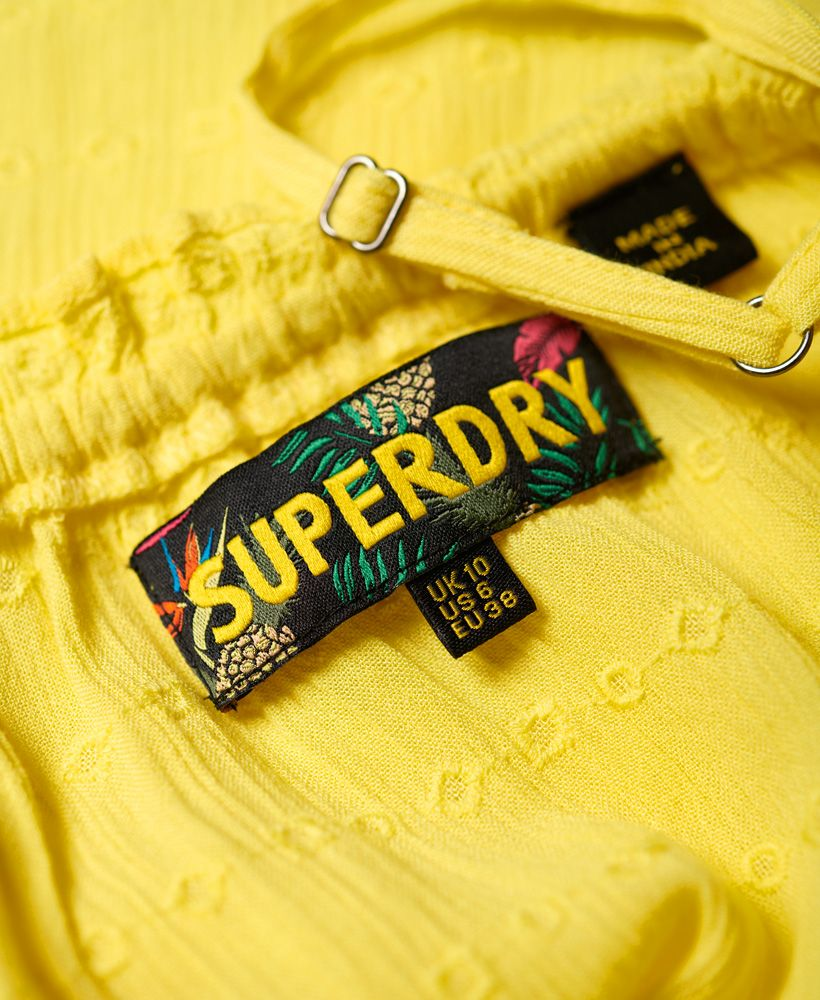 Superdry Lea Peekaboo Top