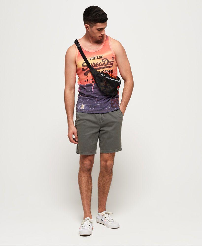 Superdry Premium Goods Photographic Vest