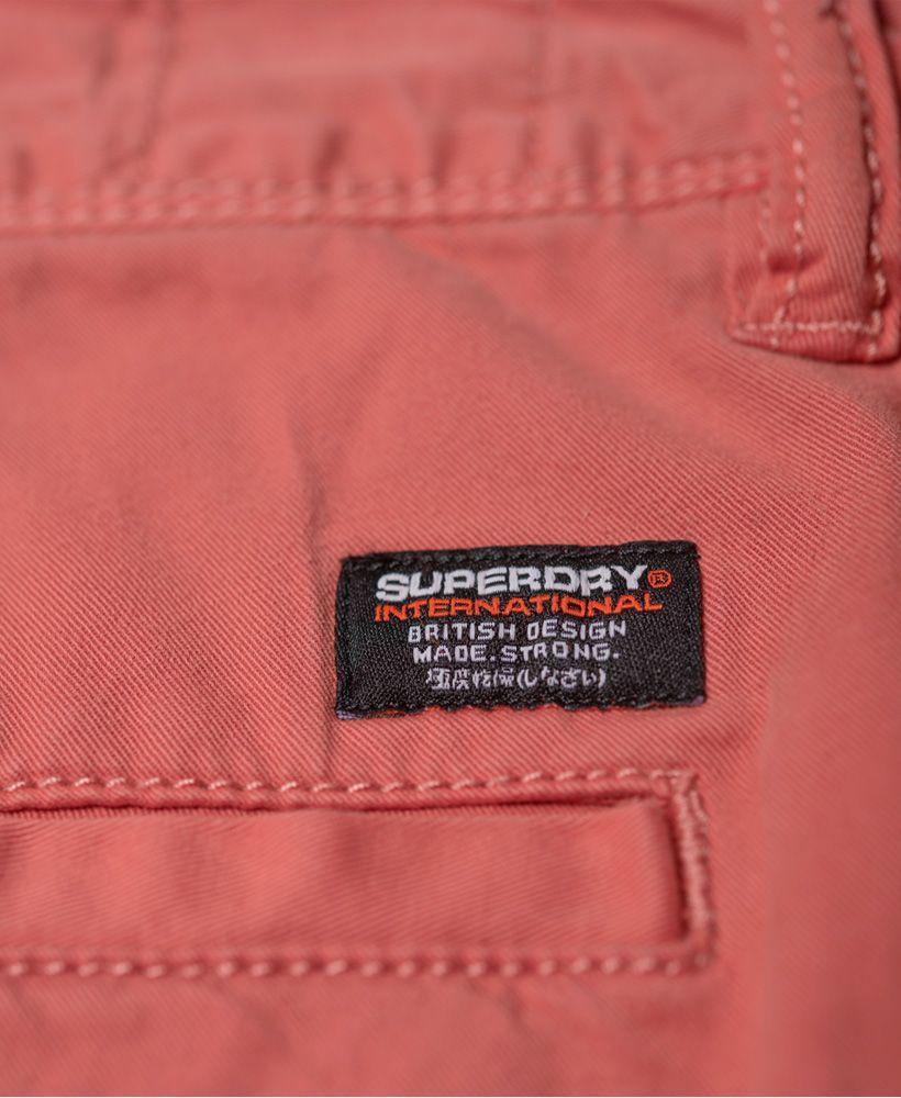 Superdry International Slim Chino Lite Shorts