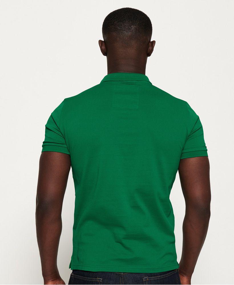 Superdry Mercerised Lite City Polo Shirt