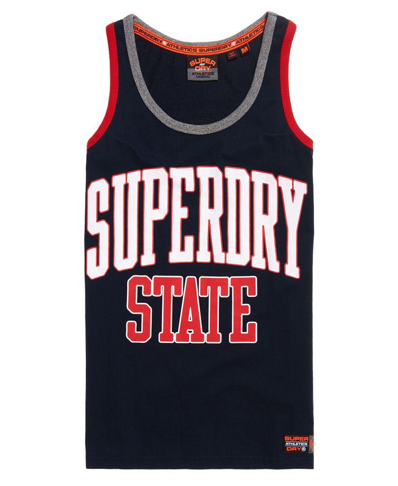 Superdry Podium Mid Weight Vest