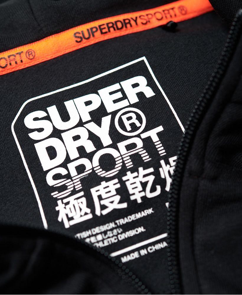 Superdry Core Sport Zip Hoodie
