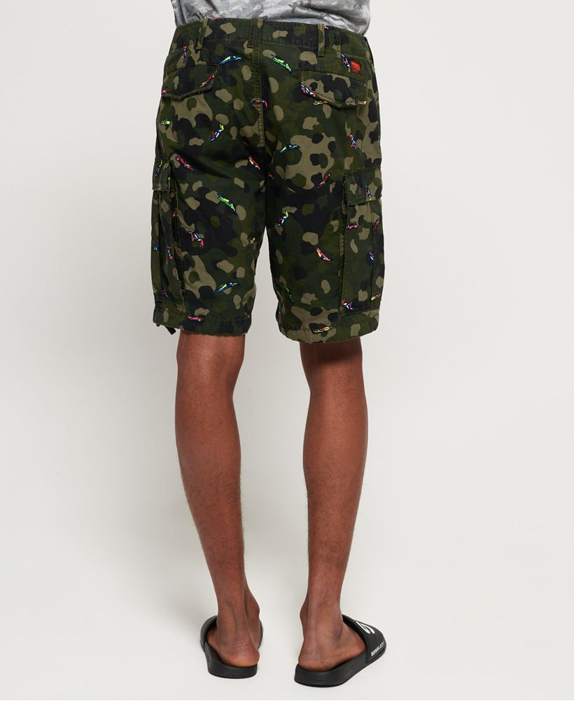 Superdry Rookie Edition Parachute Cargo Shorts