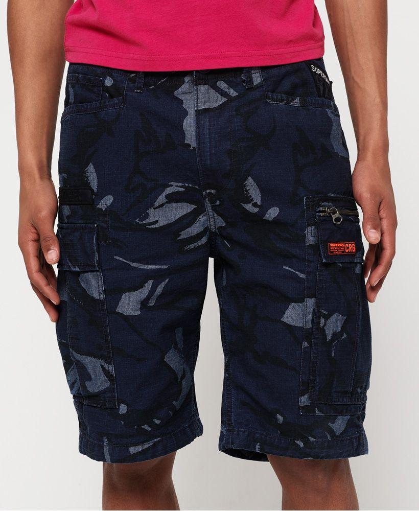 Superdry Parachute Cargo Shorts