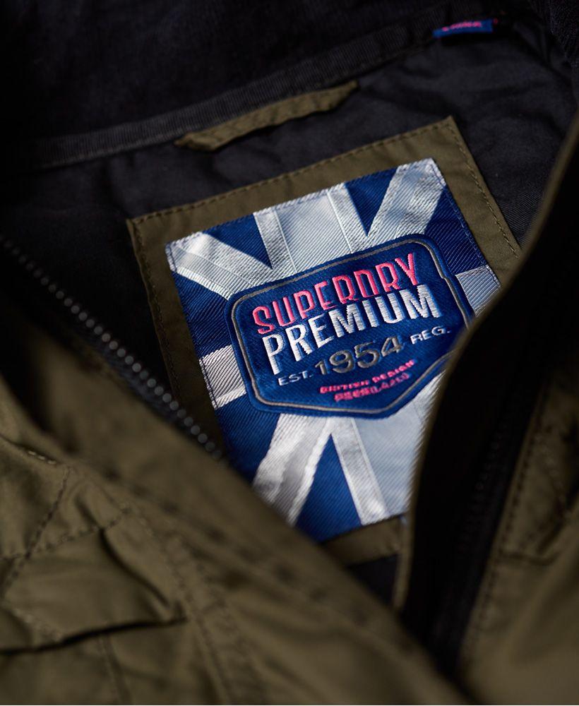 Superdry Four Pocket Trial Jacket