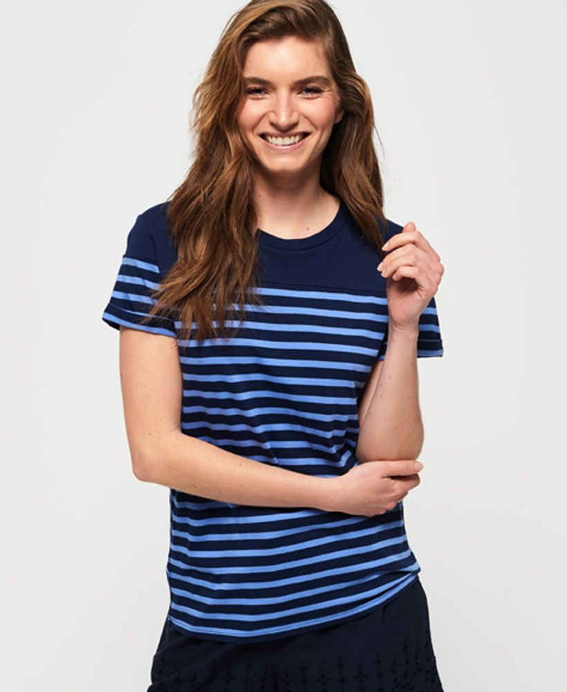 Superdry Pop Breton T-Shirt