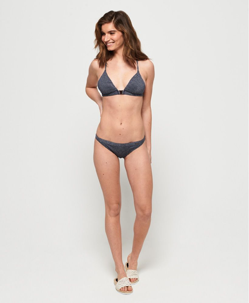 Superdry Kasey Fixed Triangle Bikini Top
