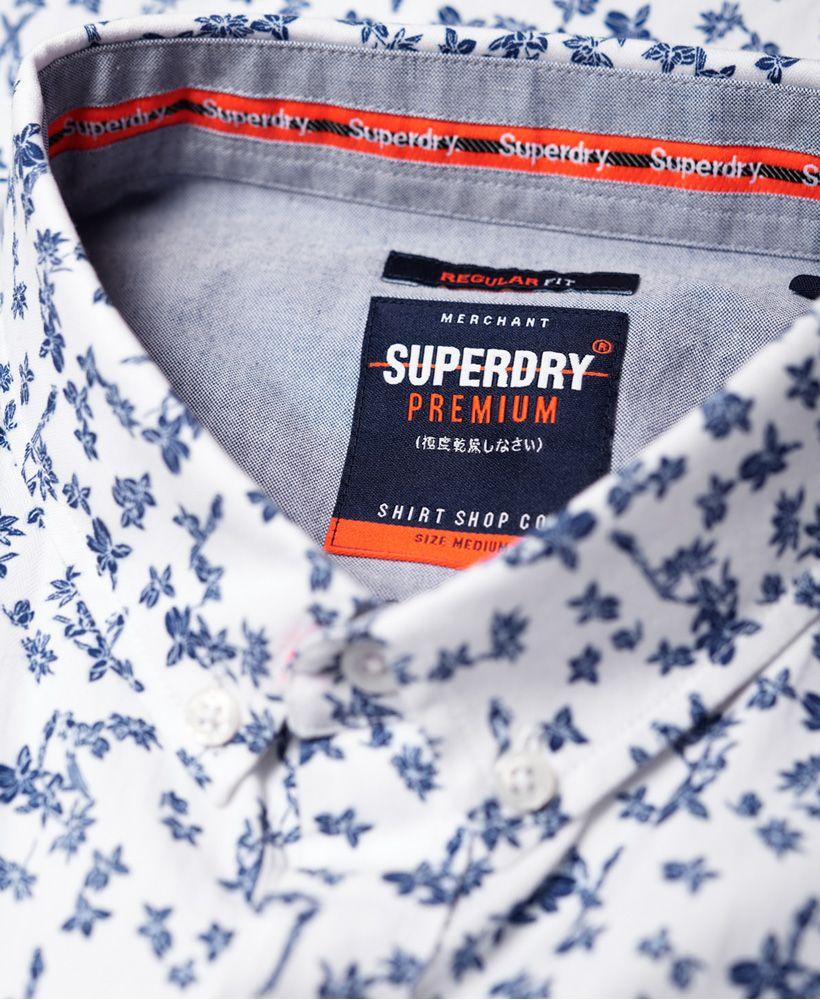 Superdry Premium Shoreditch Short Sleeve Shirt