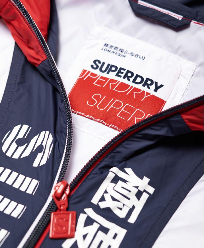 Superdry Spliced SD-Windbreaker Jacket