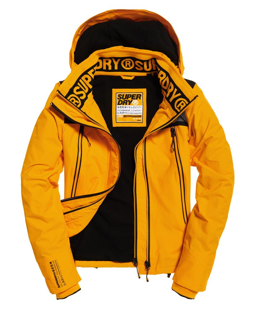 Superdry Arctic Colour Block Velocity SD-Windcheater Jacket