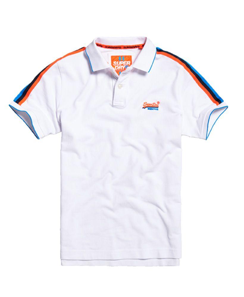 Superdry Team Sports Cali Polo Shirt