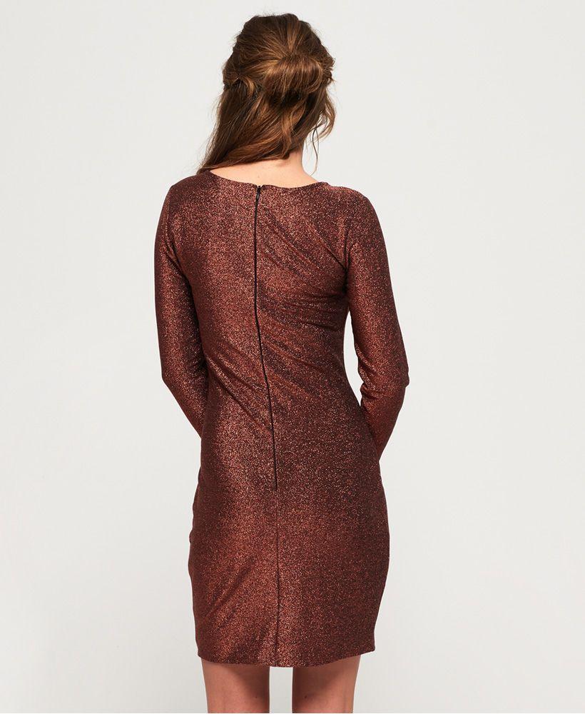 Superdry Mia Shimmer Dress