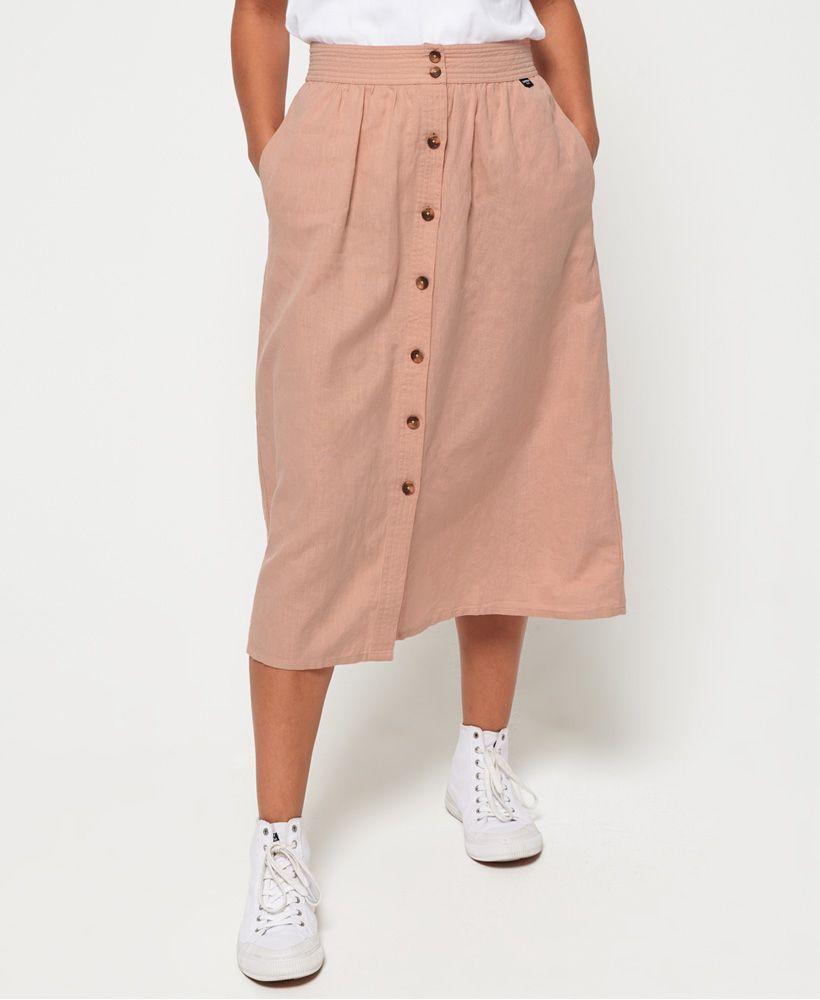 Superdry Mila Midi Skirt