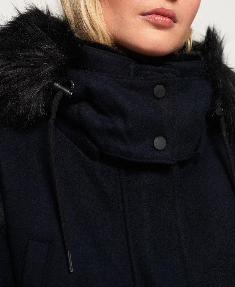 Superdry Fjord Ovoid Parka Coat
